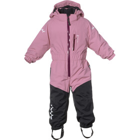 Isbjörn Penguin Snowsuit Kids dusty pink